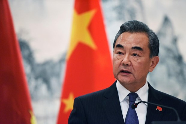 Vice spokesperson: Chinese Foreign Minister's upcoming visit to boost ties hinh anh 1