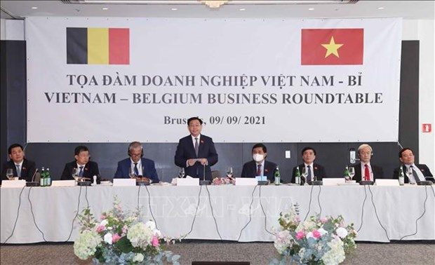 NA Chairman: Vietnam sets sight on rapid, sustainable development hinh anh 1