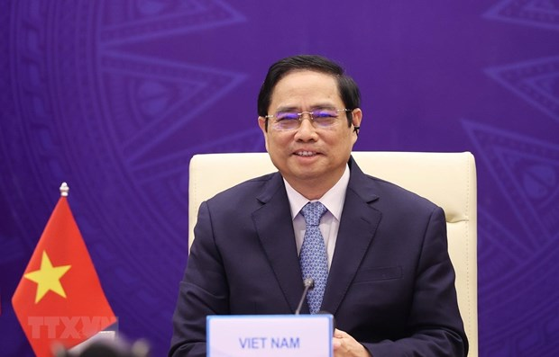 Remarks by PM Pham Minh Chinh at 7th GMS Summit hinh anh 1