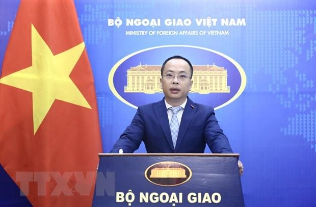 Vietnam works to launch vaccine passport soon: Vice Spokesperson hinh anh 1