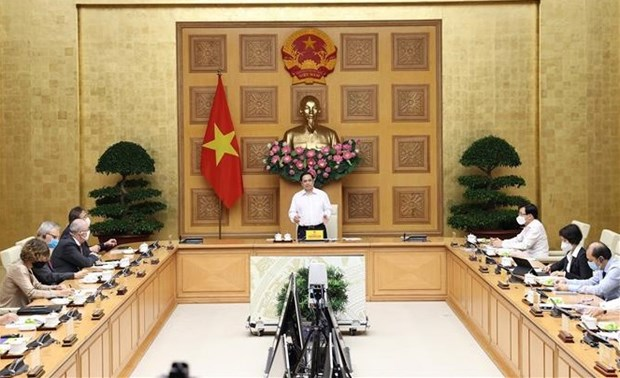 Success of FDI firms vital for Vietnam: PM hinh anh 1