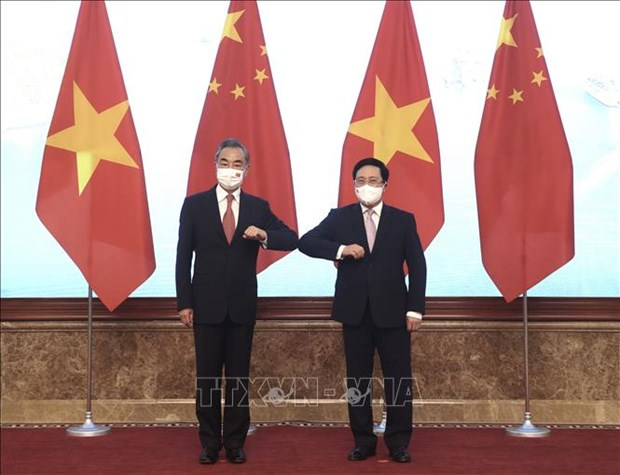 Vietnam, China hold 13th meeting of steering committee for bilateral cooperation hinh anh 1