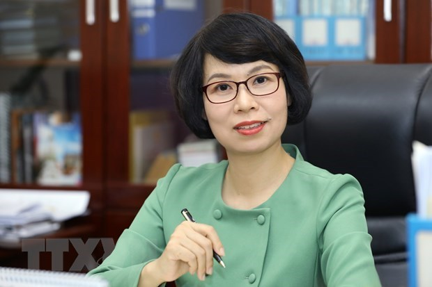 Vietnam News Agency has new General Director hinh anh 1