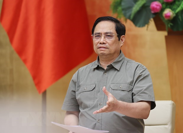 PM warns against hastiness in reopening after lockdown hinh anh 1