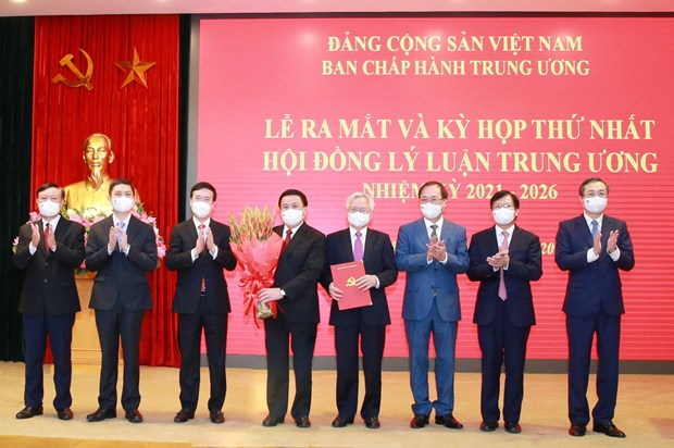 Central Theory Council for 2021-2026 debuts hinh anh 1