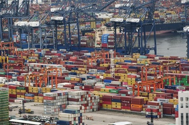 China-ASEAN Trade Index released for first time hinh anh 1