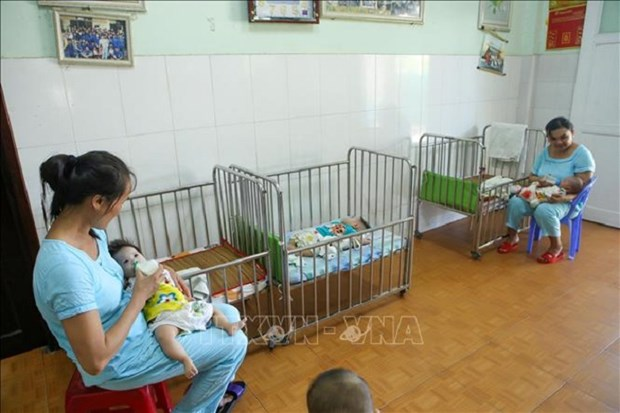 Programme to reduce mortality rate among under-five children approved hinh anh 1