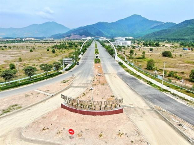 Da Nang industrial zones remain open during lockdown hinh anh 1