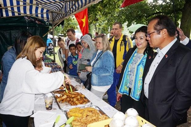 Vietnamští emigranti v České republice se připojí k festivalu Colorful Planets Hinh Anh 1
