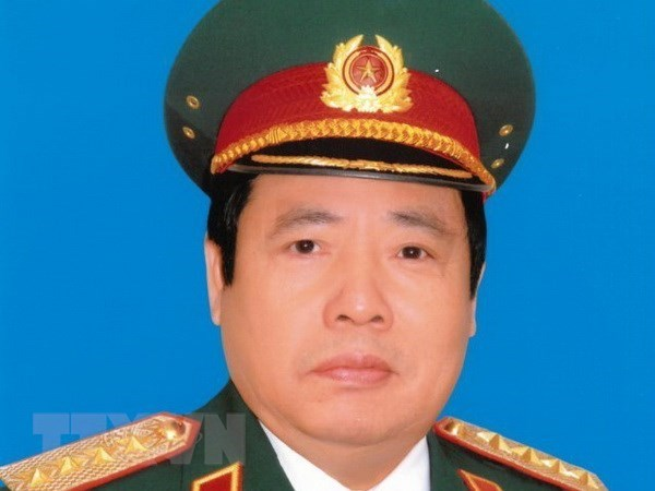 State funeral held for General Phung Quang Thanh hinh anh 1
