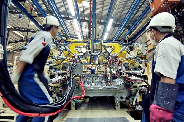 Support industry firms face several challenges: Japanese expert hinh anh 1