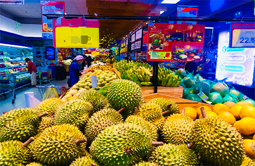 Vietnamese durians gain foothold in Australia hinh anh 1