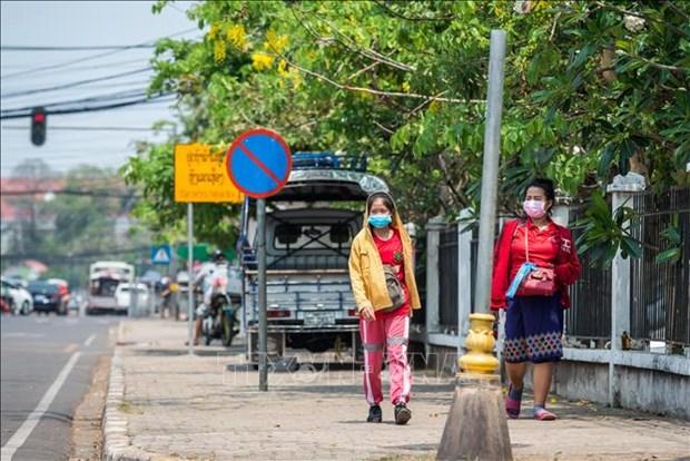 Laos continues recording COVID-19 cases in community | ASEAN | Vietnam+ (VietnamPlus)