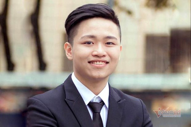 First Vietnamese student among 50 finalists of Global Student Prize 2021 hinh anh 1