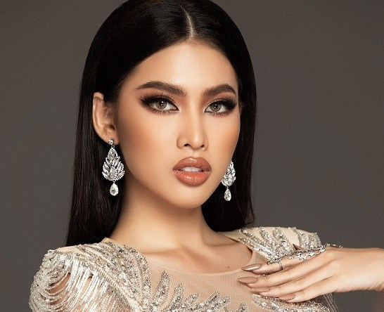 Two Vietnamese contestants vie for Miss Grand Slam 2020 hinh anh 2