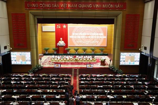 Party chief commends important role of internal affairs agencies hinh anh 2