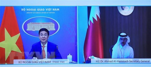 Vietnam, Qatar hold great cooperation potential hinh anh 1