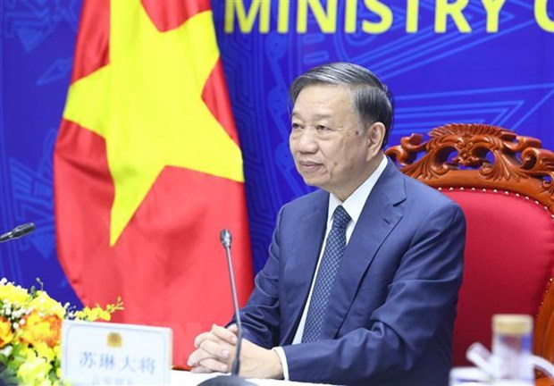 Vietnam, China forge cooperation in crime combat hinh anh 1