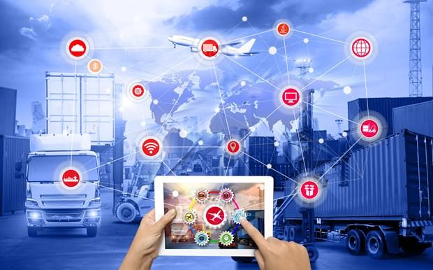 High-level webinar looks into digital economic development hinh anh 1