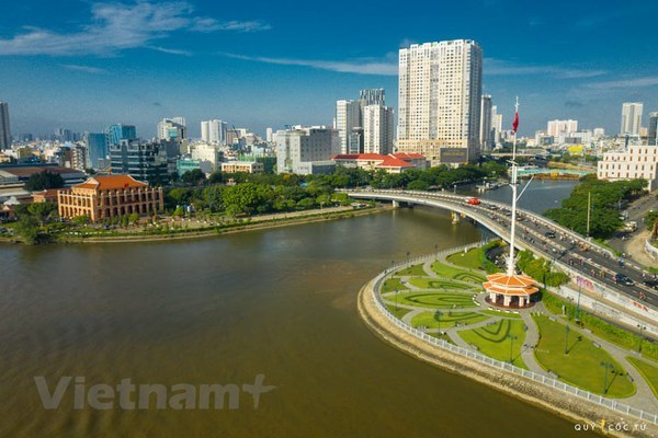HCM City loosens pandemic control measures in specific areas from September 16 hinh anh 1