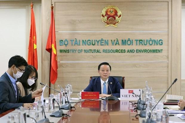 Vietnam, RoK enhance environmental cooperation hinh anh 1