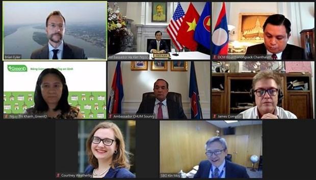 Vietnam attaches importance to Mekong-US partnership: Ambassador hinh anh 1