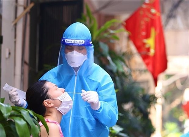 People in high, very high risk areas to be tested three times a week: Ministry hinh anh 1