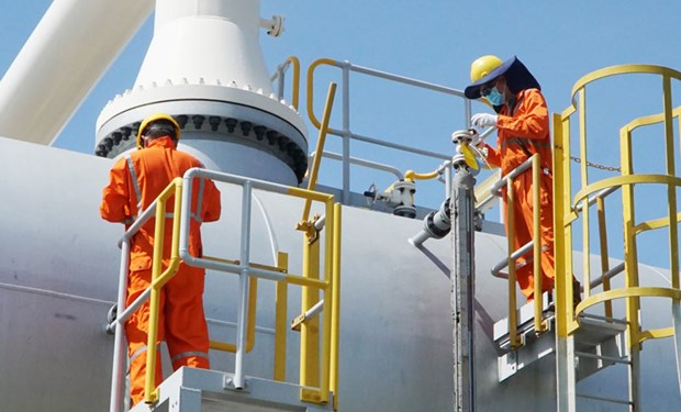 PetroVietnam rolls out measures to ensure operations in new situation hinh anh 1