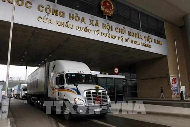 Việt Nam và Trung Quốc đang tạo thuận lợi cho thương mại song phương
