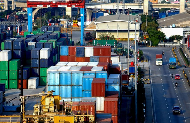 Indonesia's trade surplus hits record high hinh anh 1