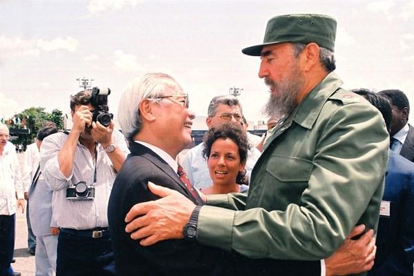 President's upcoming visit to affirm continuity of Vietnam-Cuba solidarity: Ambassador hinh anh 3