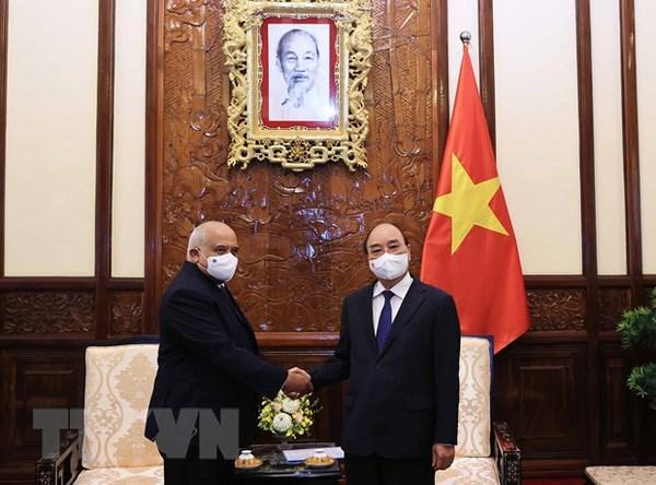 President's upcoming visit to affirm continuity of Vietnam-Cuba solidarity: Ambassador hinh anh 2