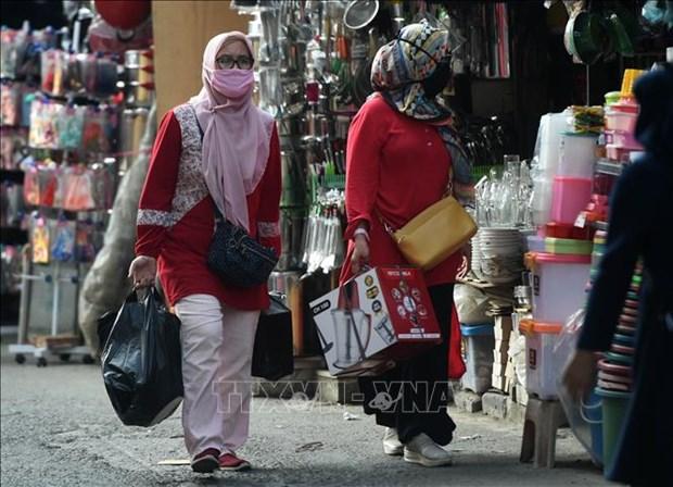 Indonesia mengharapkan pertumbuhan ekonomi pada tahun 2021 sebesar 3,7-4,5 persen Hinh Anh 1