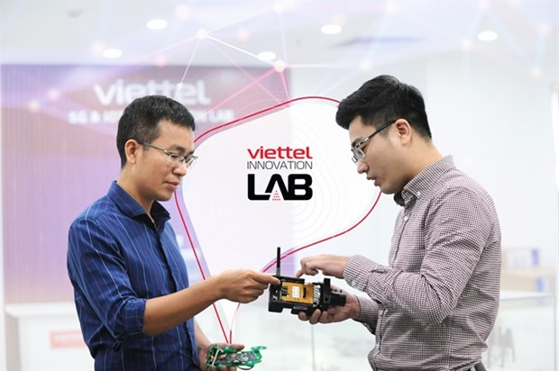 Viettel achieves record 5G speed hinh anh 1