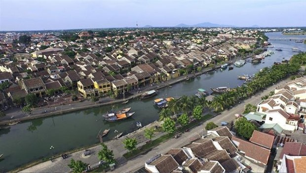 Hoi An enters top 15 cities in Asia hinh anh 1