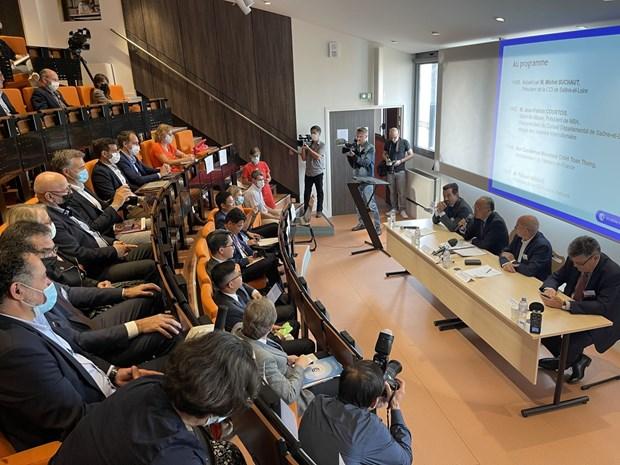 Seminar promotes Vietnam – France trade cooperation hinh anh 2