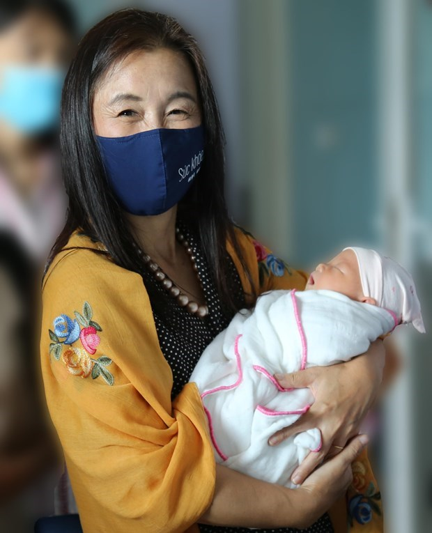 UNFPA associated with Vietnam's achievements in productive health hinh anh 2