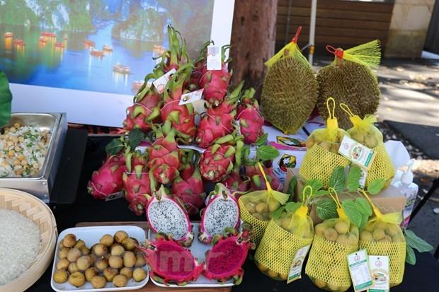 Australian consumers taste Vietnamese farm produce hinh anh 2