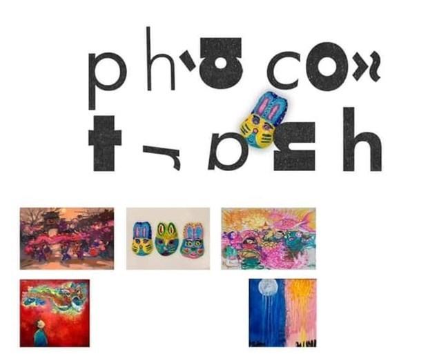 Mid-Autumn Festival artworks on virtual display hinh anh 1