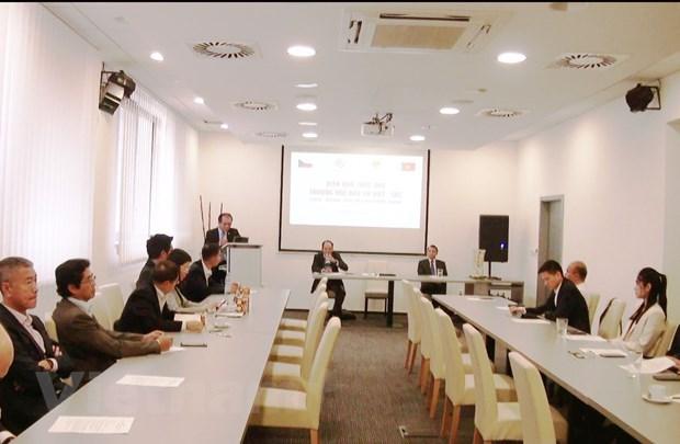 Fórum podporuje obchod ve Vietnamu-Česká republika, investice Hin On1