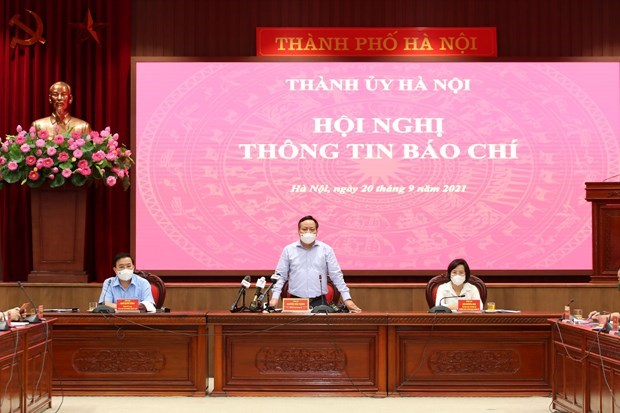 Hanoi removes zoning, travel permits from September 21 morning hinh anh 1