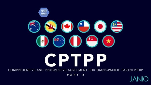 Malaysia welcomes China to join CPTPP hinh anh 1