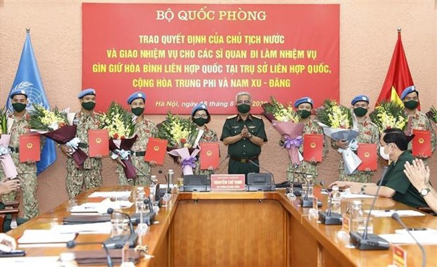 Vietnam remains UN's trustworthy partner for peace, sustainable development hinh anh 2