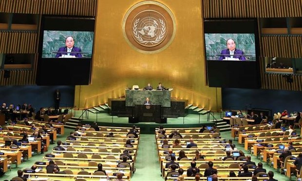Vietnam remains UN's trustworthy partner for peace, sustainable development hinh anh 1