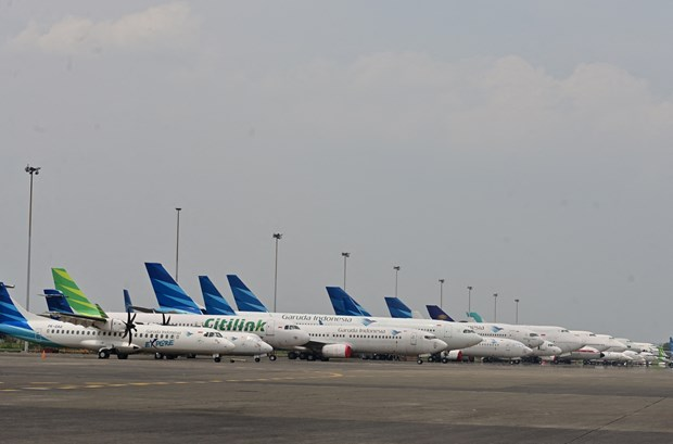 Indonesia's national flag carrier to drastically cut its fleet hinh anh 1
