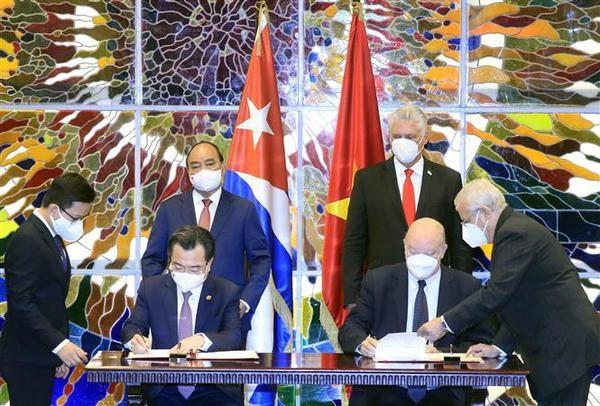Vietnam, Cuba seek to bolster all-round ties hinh anh 3