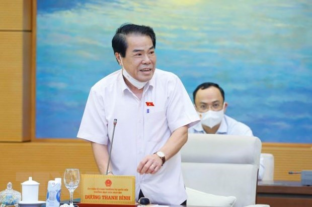 NA Standing Committee looks into settlement of complaints hinh anh 1
