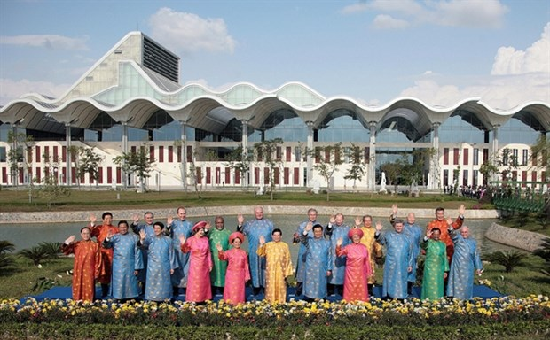 Significant role of Vietnamese ao dai honoured in online exhibition hinh anh 1