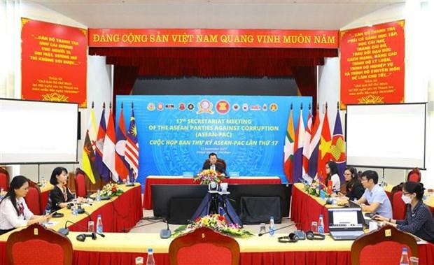 ASEAN anti-corruption agencies bolster cooperation hinh anh 1