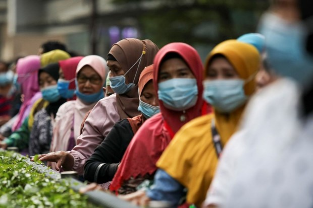 Poor households in Malaysia rise due to COVID-19 pandemic hinh anh 1